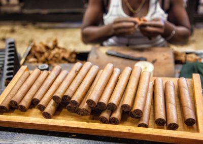 10 Cigares cubains