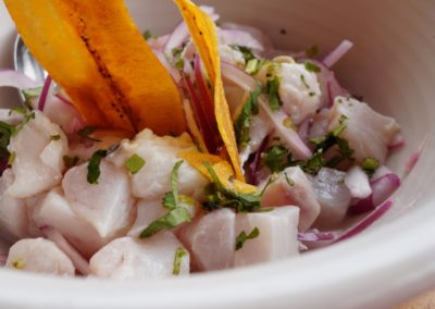 2 Ceviche delicieux