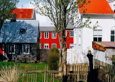 2 Maisons a Reykjavik