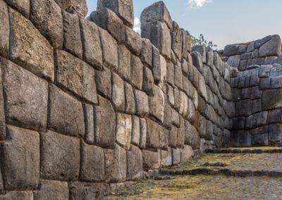 2 Mur de Sacsayhuaman a Cuzco