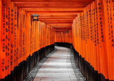 3 Le Fushimi Inari taisha sanctuaire principal de la deesse Inari