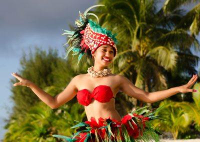 4 Danseuse a Tahiti