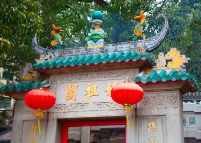 4 Details du temple de A Ma Unesco
