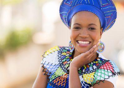 4 Femme Zulu