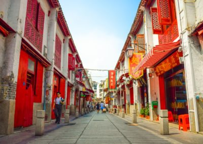 4 Rue commercante de Macao