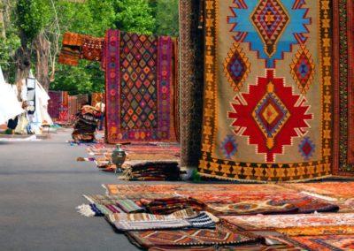 4 Tapis armeniens