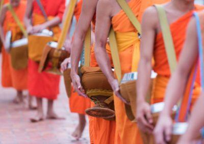 5 Aumone des moines