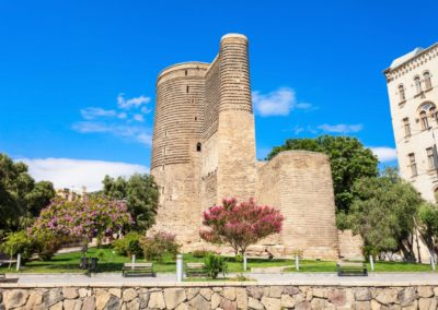 6 La Tour de la Vierge Unesco