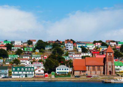 6 Vue sur Port Stanley
