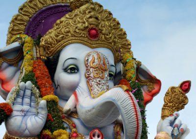 7 Ganesh le dieu elephant