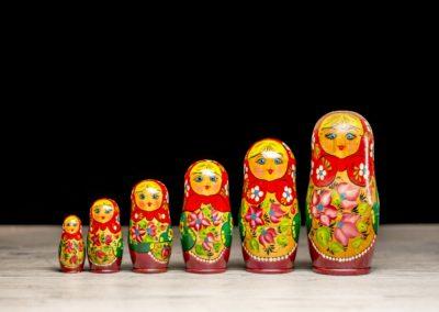 7 Poupees russes