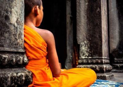 7 Priere dun moine bouddhiste