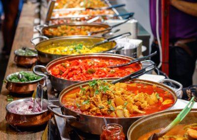 8 Cuisine indienne