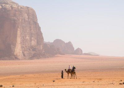 9 Immensite du Wadi Rum
