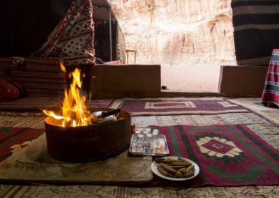 9 Tente bedouine dans le Wadi Rum