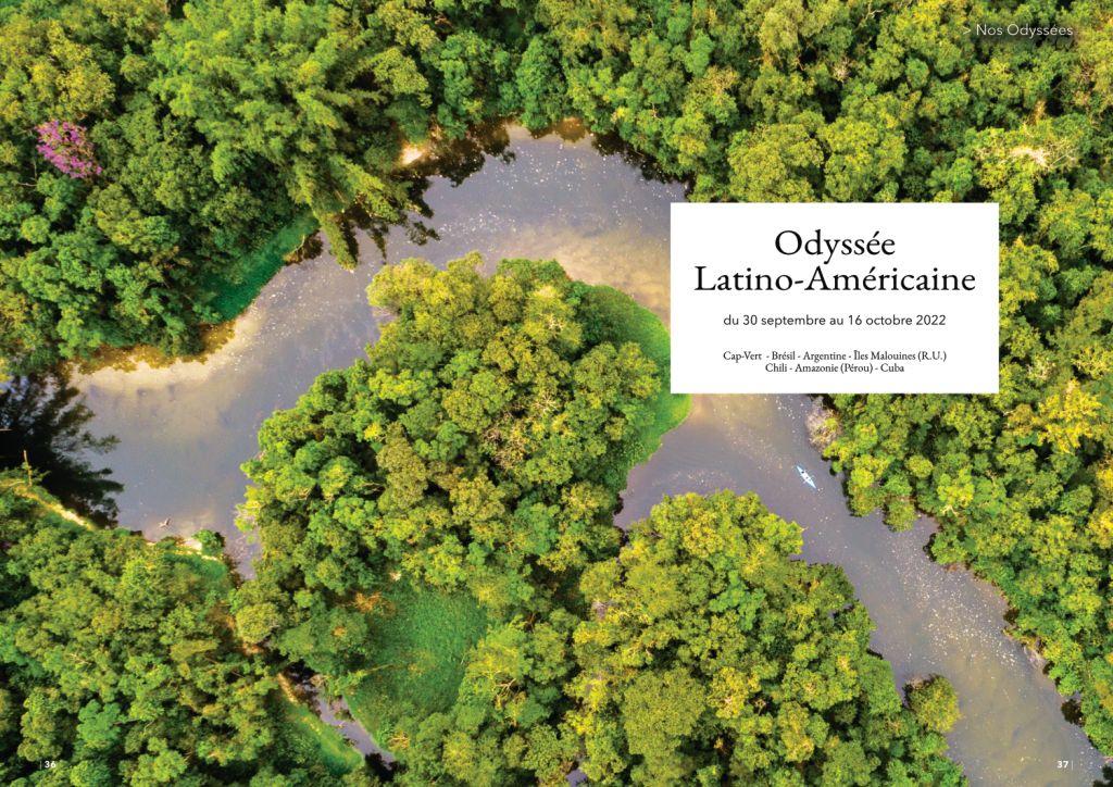 Brochure Ciels du Monde Tour du Monde Visages et Civilisations du Monde