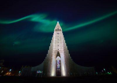 1 Cathedrale de Reyjkjavik