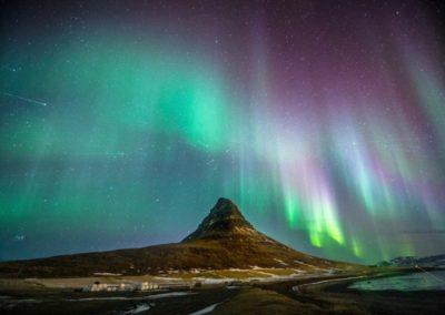 3 Aurore boreale merveilleuse