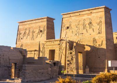 Temple de Philae a Assouan